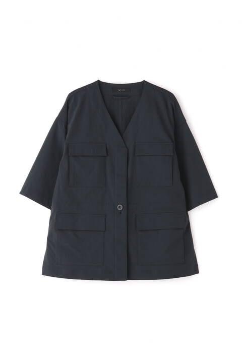 Lecon ノーカラージャケット
