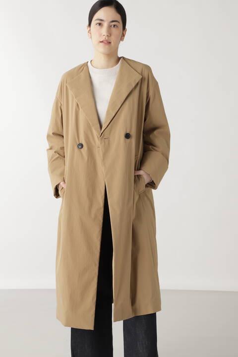 撥水スパンライクタイプライターコート
