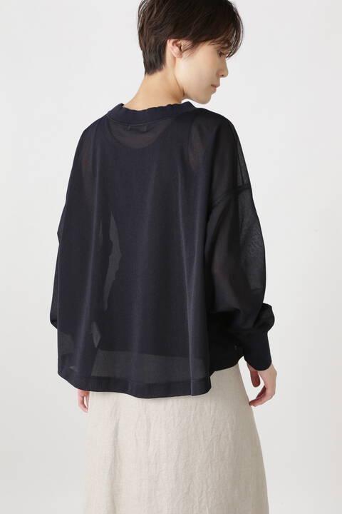 【一部店舗限定】トリコットオーガンジーPE100