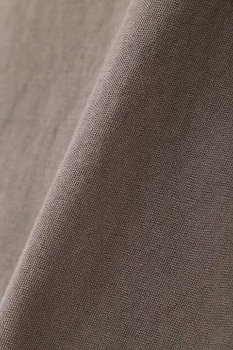 コンパクトジャージーTシャツ