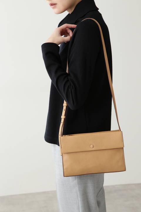 オリジナルレザーバッグ