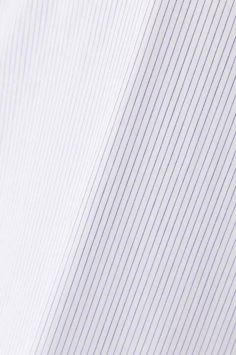 ①C/TENペンシルストライプ②100/2マルチロンスト③Cペンシルストライプ ブラウス