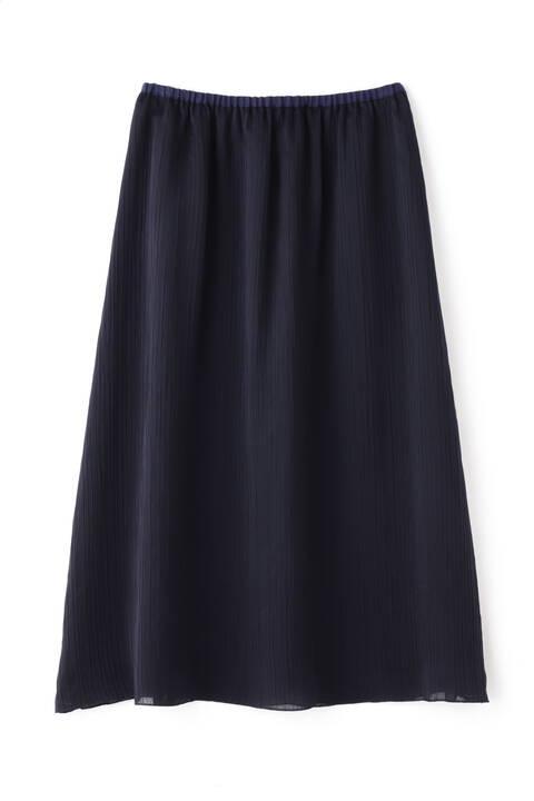 ダブル楊柳スカート
