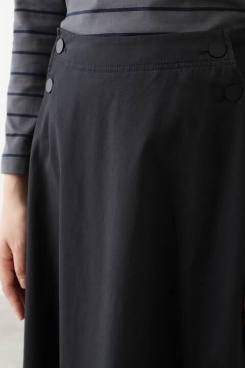 ピーチコットンツイル・ハイクールスカート