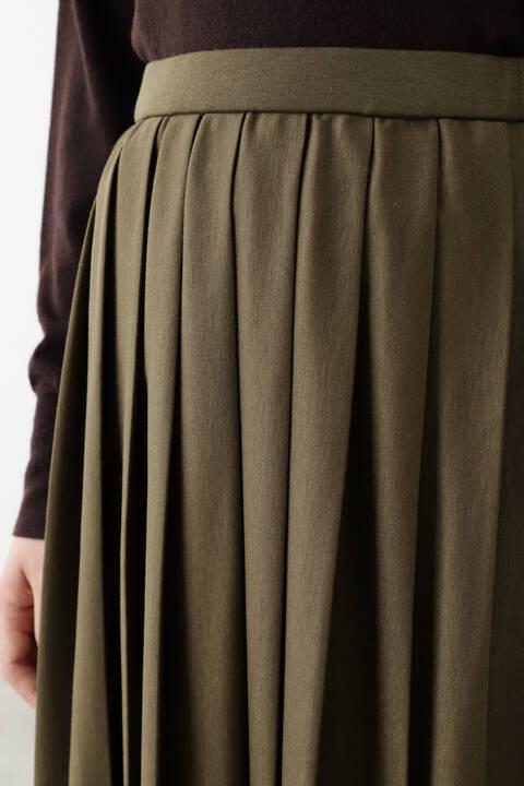 WOOLスムーススカート