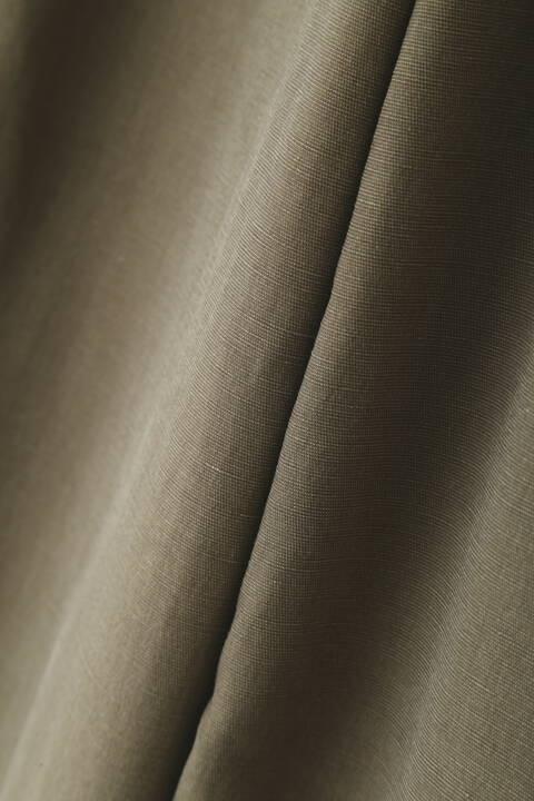 セルロース綿/PE麻ツイルパンツ