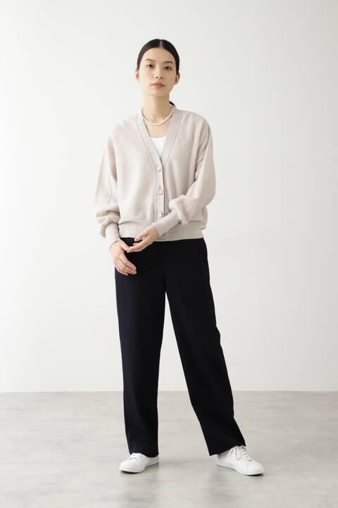 ≪Japan couture≫ 2/60 ツイルパンツ