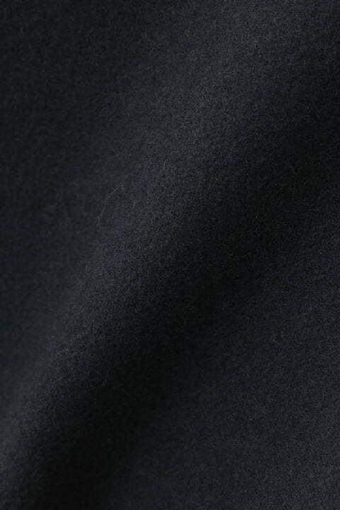 リバーメルトンビーバーコート