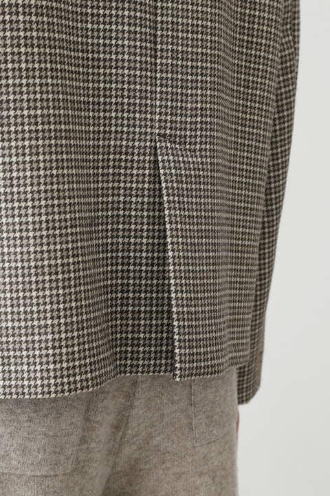 ≪Japan Couture≫無染色ウールブルゾン