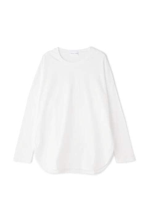 オーガニックコットンロングTシャツ