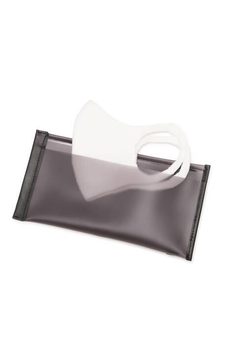 PVC二つ折りマスクケース