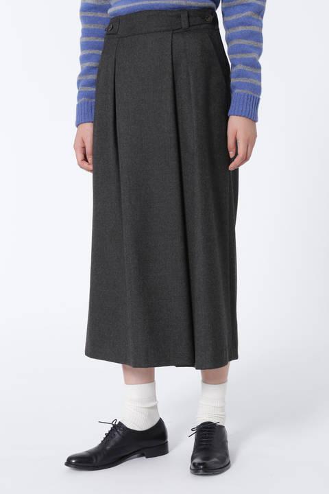 グルカパンツ風スカーチョ