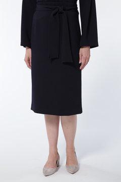 [店舗限定販売]《arrive paris》ストレッチジョーゼットスカート