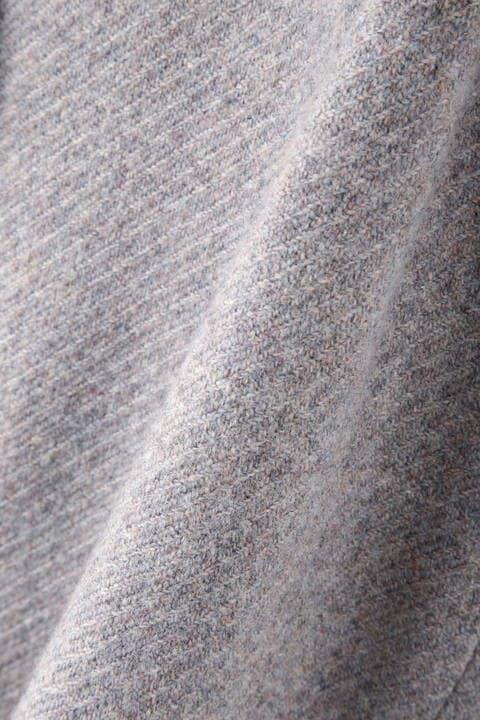 カラーミックスTWEED コート