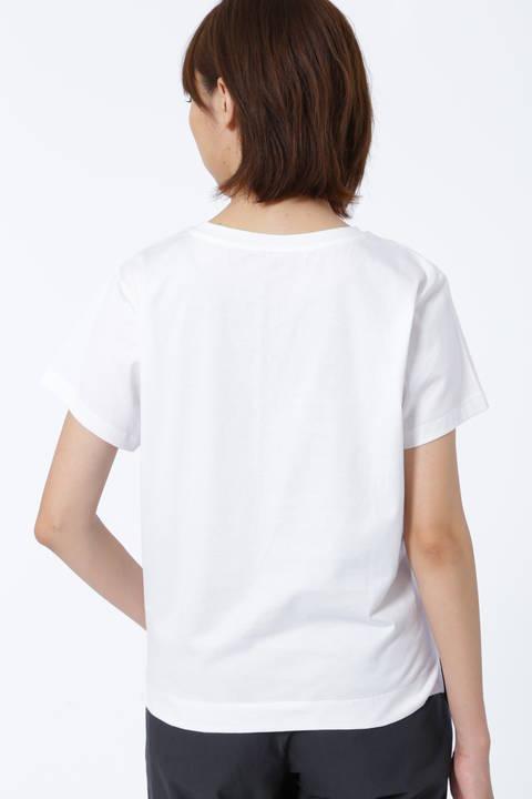 cool cotton jerseyTシャツ