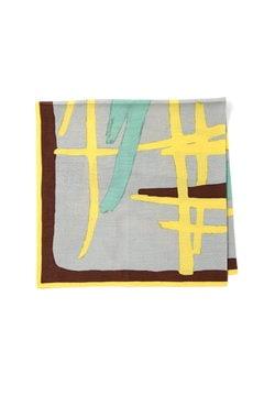 コットンシルクスカーフ
