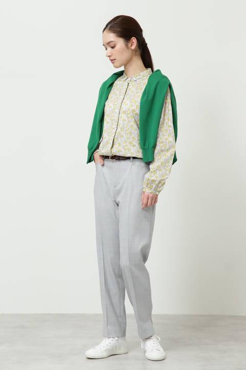 afd1629b323 リバティプリントブラウス | ブラウス・シャツ | HUMAN WOMAN(ヒューマンウーマン)のファッション通販MIX.Tokyo