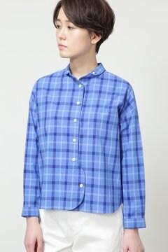 NATICコラボチェックシャツ