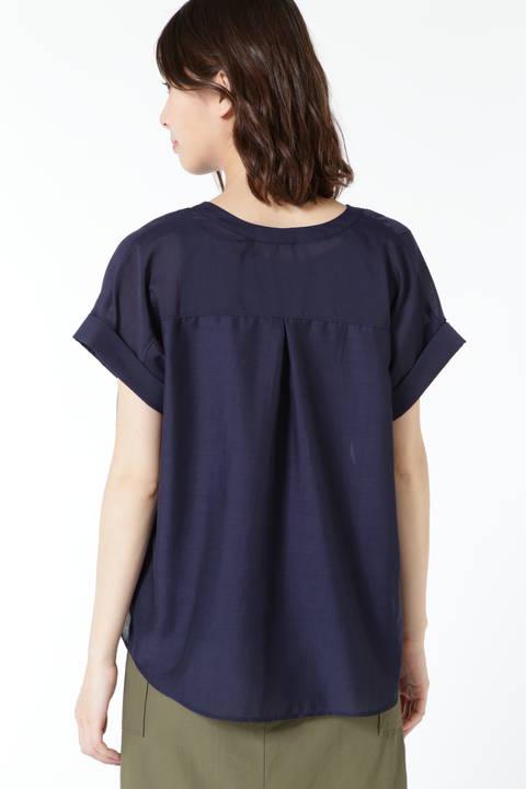 《arrive paris》スパンボイルTシャツ