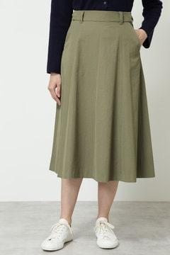 ドライツイルフレアスカート