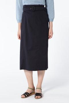 綿キュプラチノIラインスカート