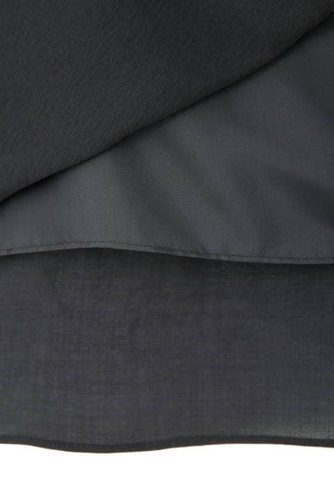 楊柳ラップロングスカート