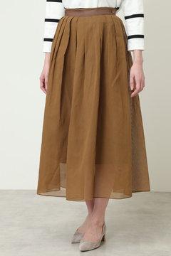 《arrive paris》オーガンジースカート
