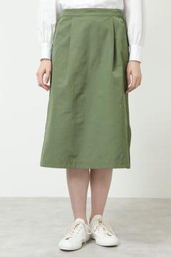 【先行予約 3月中旬お届け予定】《arrive paris》台形スカート