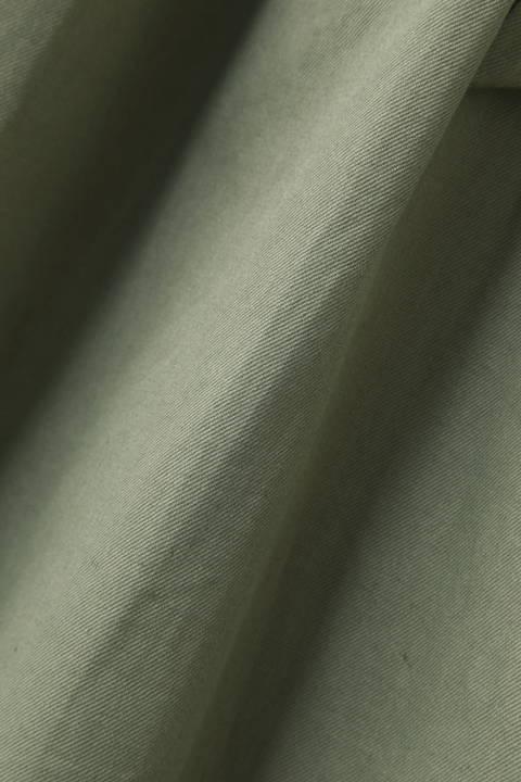 綿麻ユーティリティワンピース