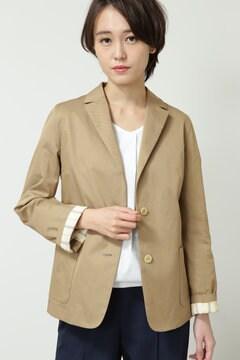 コットンギャバジャケット