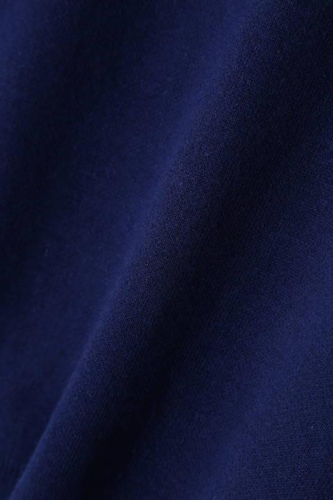 成型布帛コンビプルオーバー
