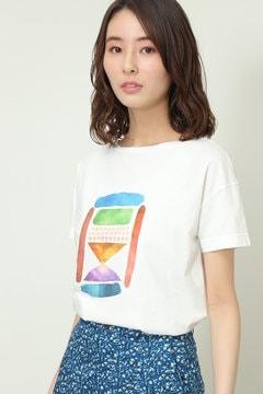 イラストレーターコラボTシャツ