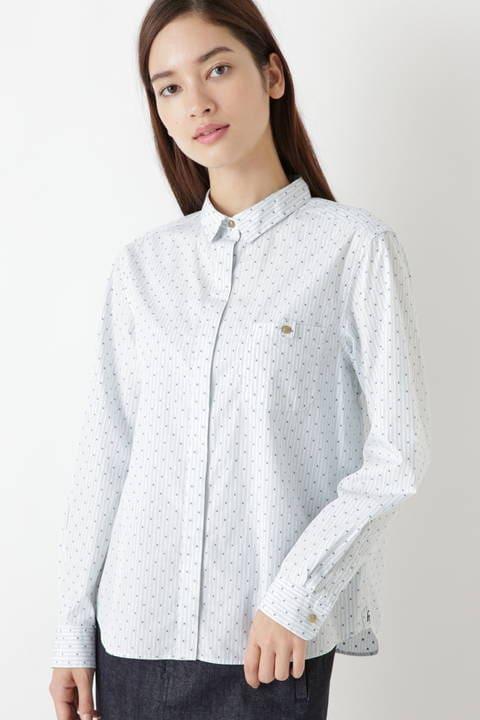 カットドビーベーシックシャツ