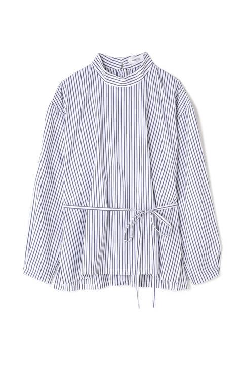 [WEB限定] PULETTE ハイネックシャツ