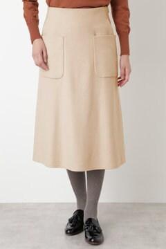 RDL ダブルポケットAラインスカート