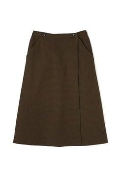 JPC ウールジャージー巻スカート風Aラインスカート