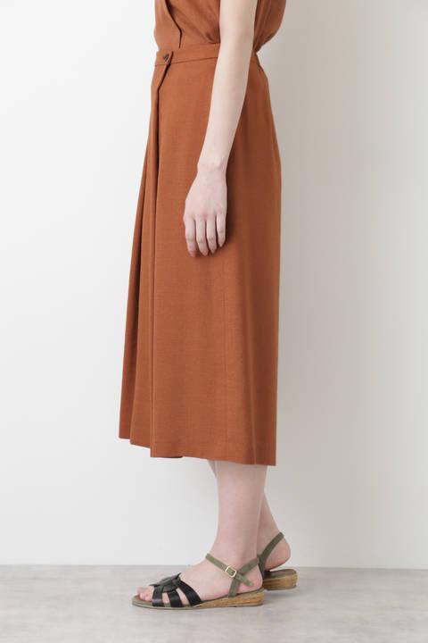 リネンライクオックススカーチョ