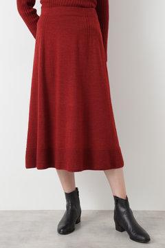 セミフレアースカート