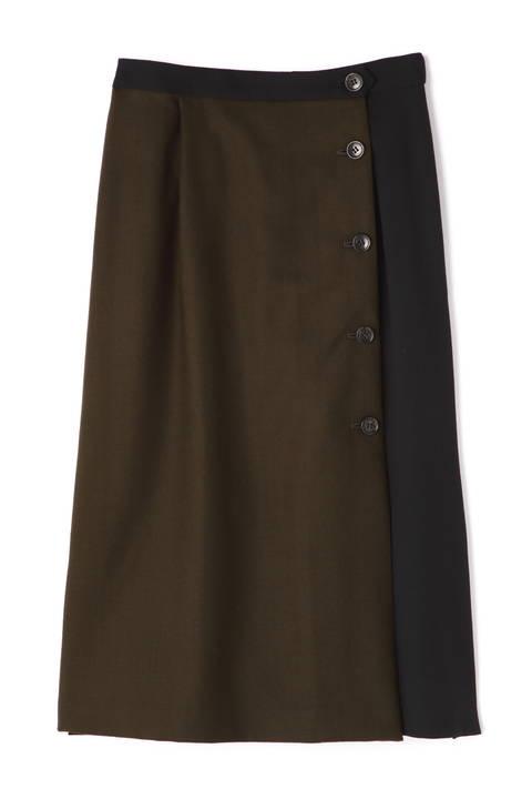 JPC TWビエラ×ウール天竺スカート