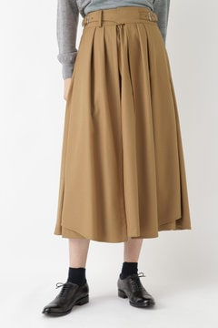 OTOAA サキソニーフレアラップスカート
