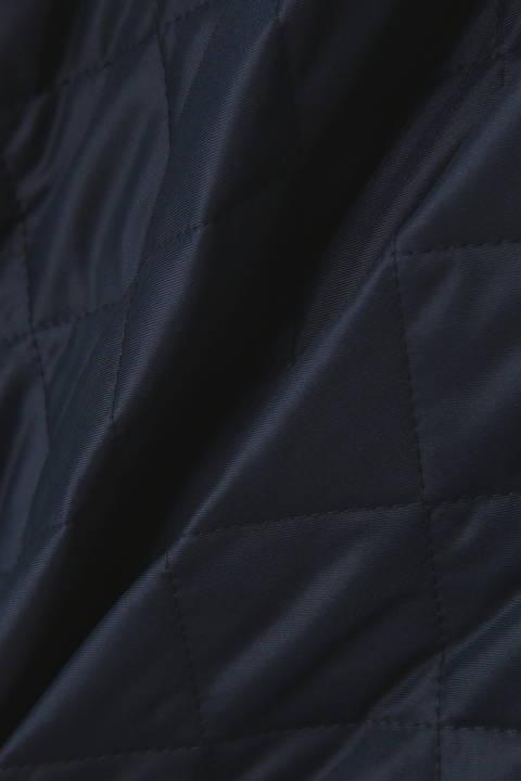 [SサイズWEB限定]キルティングハーフコート