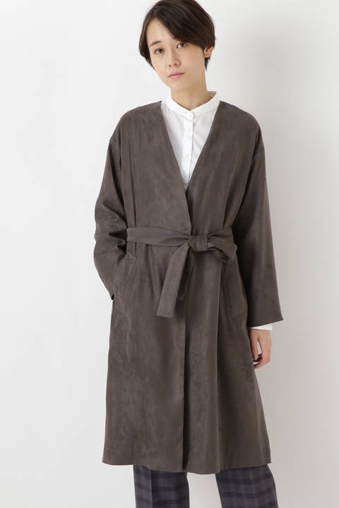 エルモザスェードコート