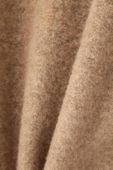 [一部WEB限定カラー]スライバーミドル丈ステンカラーコート