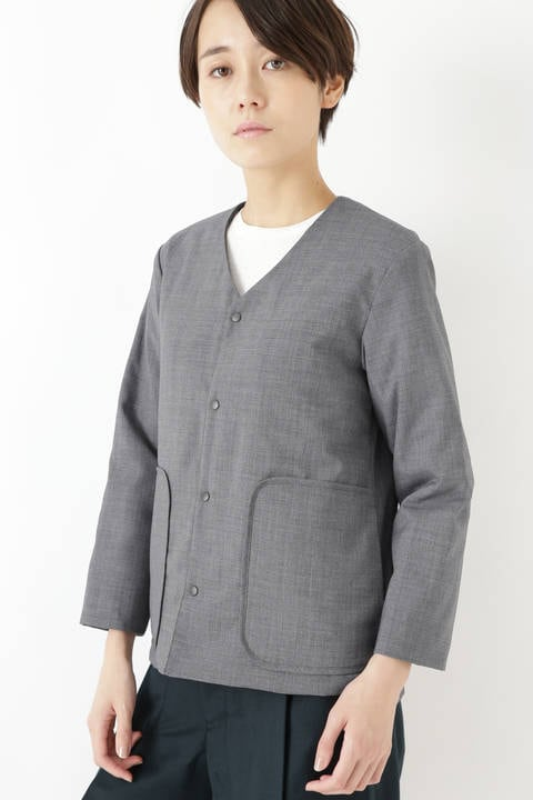 リバーシブルジャケット