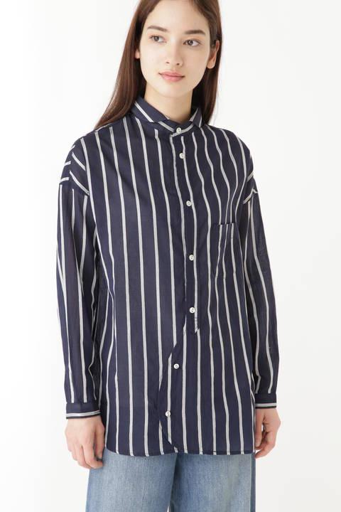 [WEB限定]NATIC ストライプシャツ
