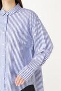[WEB限定]T.yamai paris ストライプシャツ