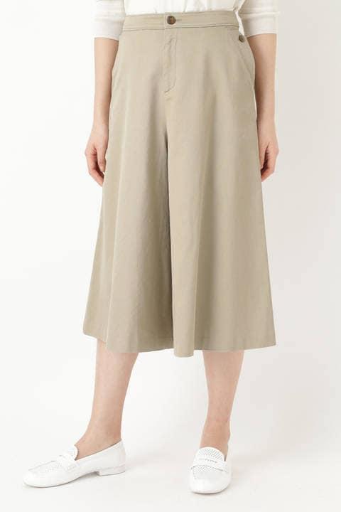 キュービーコットンスカート