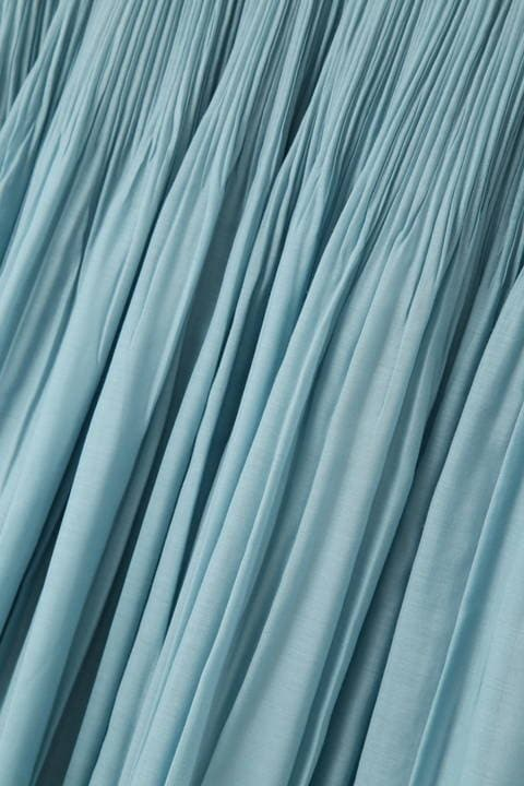ワッシャープリーツスカート