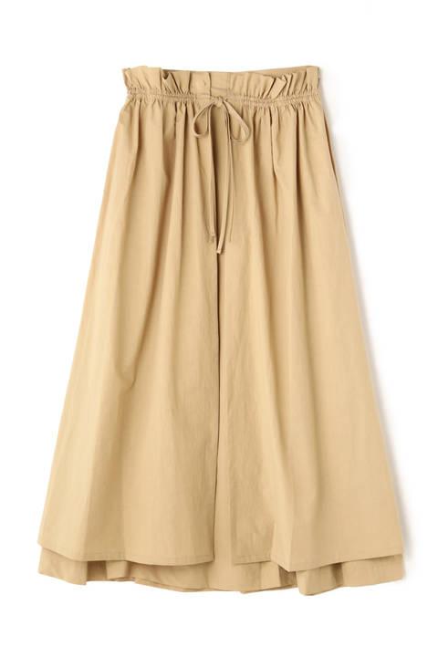 [WEB限定]OTOAA ギャザースカート