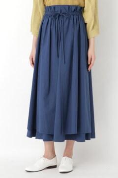 [WEB限定]OTOAA ギャザーロングスカート